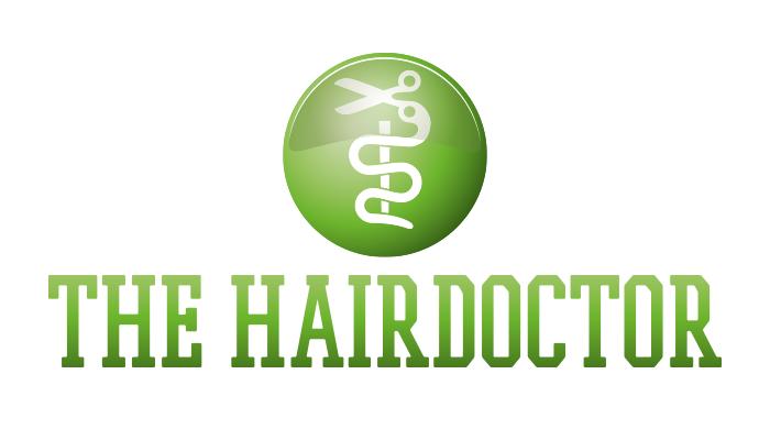 The Hairdoctor logo