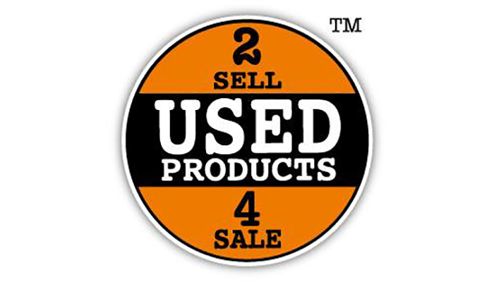 Used Products logo